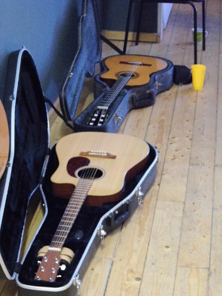 Joachims beste Gitarren