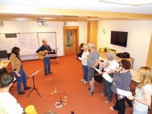 Familienseminar Liederwerkstatt