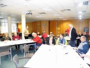 Seniorenseminar Medienarbeit und PR, Oktober 2016