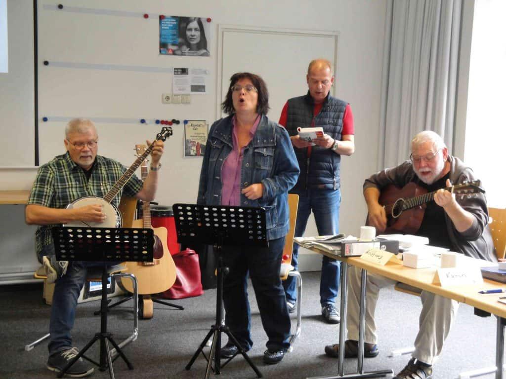 Seminar in Hustedt