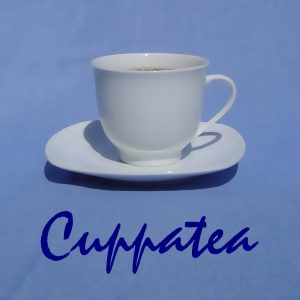 Logo Tasse Cuppatea farbig
