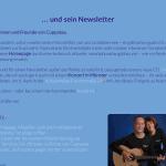 Newsletter von Cuppatea